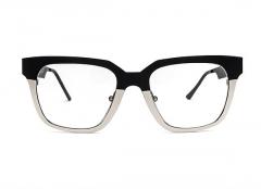 QUATTROCENTO Eyewear BEYOND STEAL Silver Black