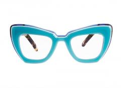 QUATTROCENTO Eyewear RJ-ROSSELLA JARDINI Baby Blue